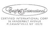 Certified International Corp