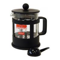 Кофейник френч-пресс Bodum Kenya, 0.5л чёрный - 2 фото
