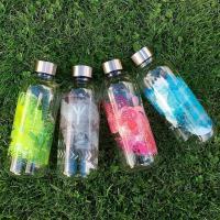 Бутылка для воды 650 мл Carl Oscar WisdomFlask Strength - 3 фото