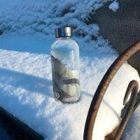 Бутылка для воды 650 мл Carl Oscar WisdomFlask Strength - 2 фото