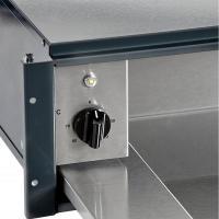 Шкаф для подогрева посуды De Dietrich Pure White DWD7400W - 2 фото