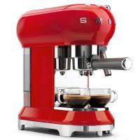 Кофемашина-эспрессо 30х33 см Smeg 50's Style ECF01RDEU красная - 4 фото