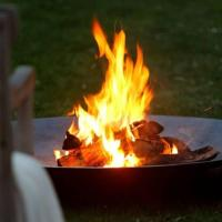 Чаша для разведения костра Firewood GF-03/120 - 3 фото