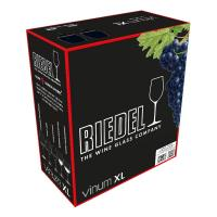 Набор бокалов из 2-х предметов, для вина CABERNET SAUVIGNON 960 мл 26,5 см хрусталь, - 1 фото