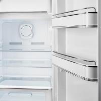 Холодильник однокамерный 153х60 см Smeg 50's Style FAB28ROR3 оранжевый - 4 фото