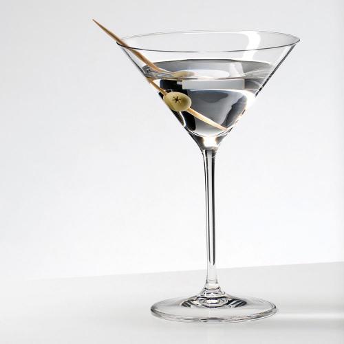 Набор бокалов для мартини 270 мл Riedel Vinum XL 2 пр - 1 фото