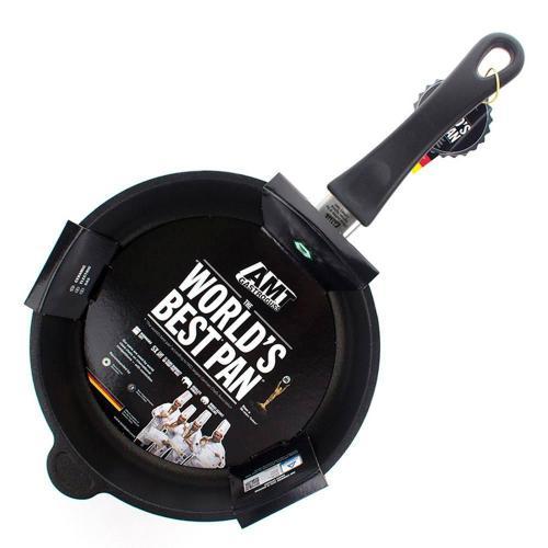 Сковорода алюминиевая 28 см AMT Frying Pans Fix - 3 фото