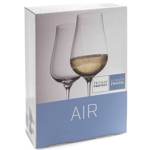 Набор фужеров для шампанского 322 мл SCHOTT ZWIESEL AIR 2 пр - 1 фото