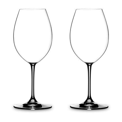 Набор бокалов для красного вина 590 мл Riedel Vinum XL 2 пр - 3 фото