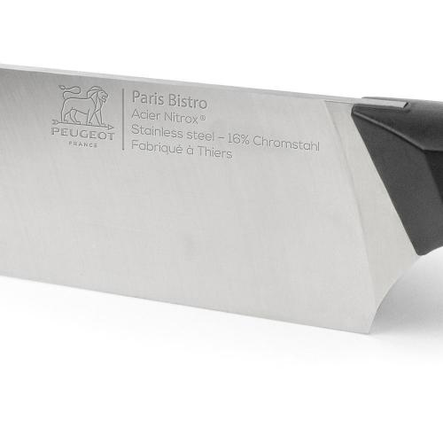 Нож шеф 20 см Peugeot Бистро - 2 фото