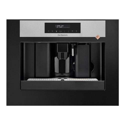 Кофемашина автоматическая встраиваемая 1,8 л De Dietrich Platinum DKD7400X - 2 фото