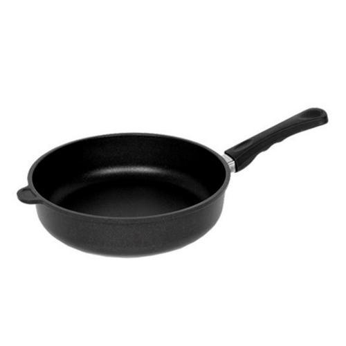 Сковорода алюминиевая 28 см AMT Frying Pans Fix - 5 фото