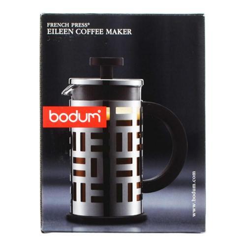 Кофейник френч-пресс 1 л Bodum Eileen медный - 1 фото