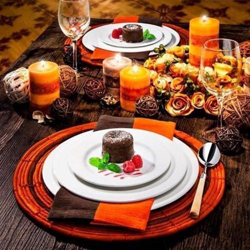 Тарелка обеденная 25,5 см Wilmax Fine - 3 фото