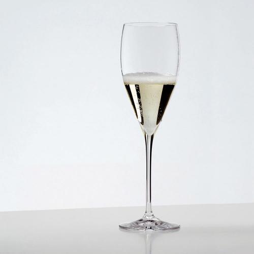 Набор бокалов для винтажного шампанского 343 мл Riedel Vinum XL 2 пр - 2 фото