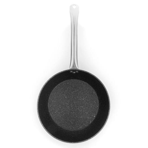 Сковорода антипригарная глубокая 28 см Ibili Natura Copper - 2 фото