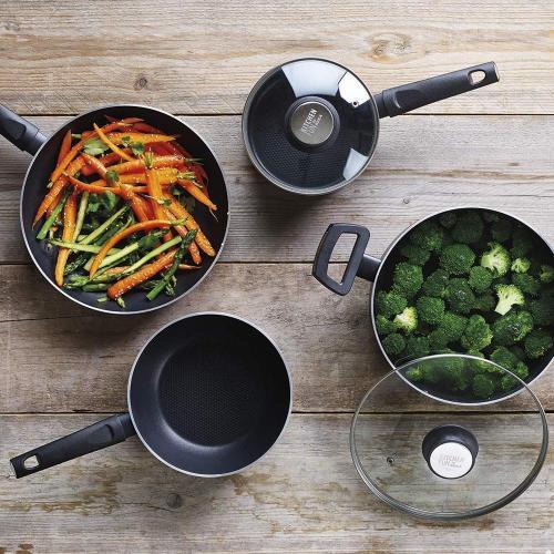 Сковорода с антипригарным покрытием 22 см Beka Salsa - 2 фото