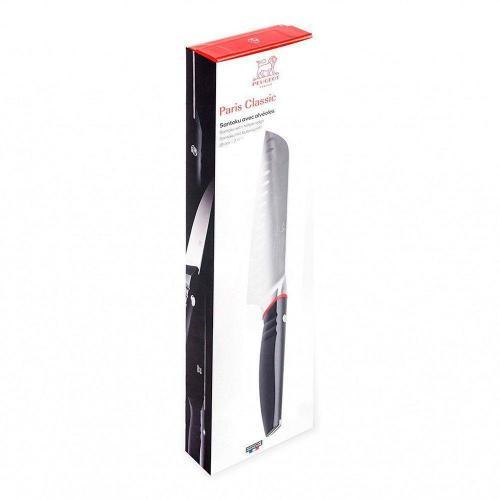 Нож Сантоку 19 см Peugeot Классик - 1 фото