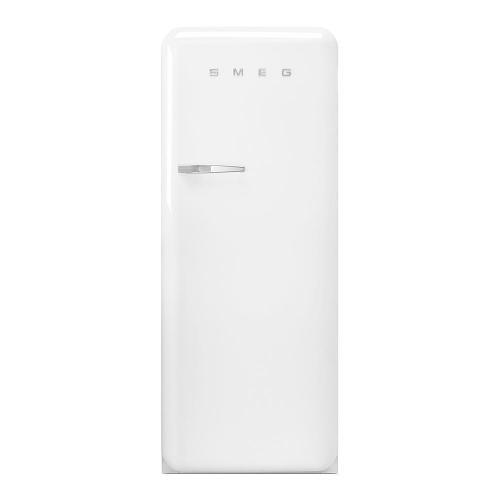 Холодильник однокамерный 153х60 см Smeg 50's Style FAB28RWH3 белый - 5 фото