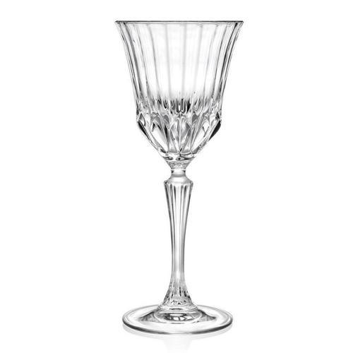 Набор бокалов для белого вина 220 мл RCR Cristalleria Italiana Adagio 6 пр - 1 фото