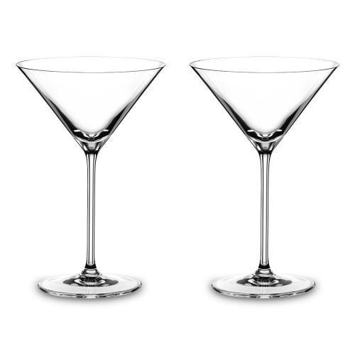 Набор бокалов для мартини 270 мл Riedel Vinum XL 2 пр - 2 фото