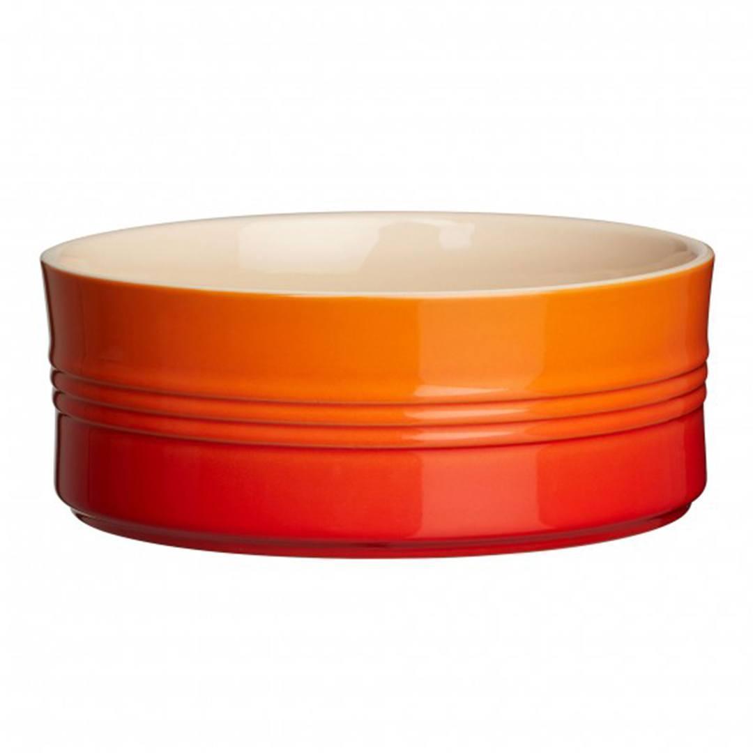 Форма для суфле 22 см 2,5 л Le Creuset огненная лава - 1 фото