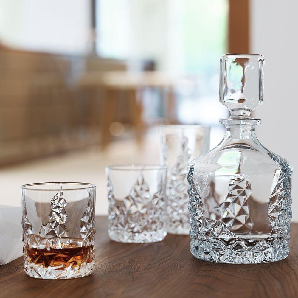 Набор высоких стаканов 420 мл Nachtmann Sculpture 2 пр - 1 фото