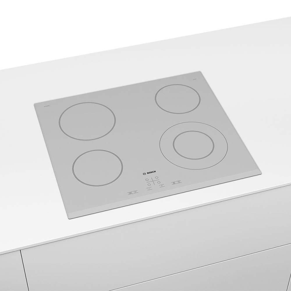 Электрическая варочная панель Bosch Serie 4 PKF652BB1E - 3 фото