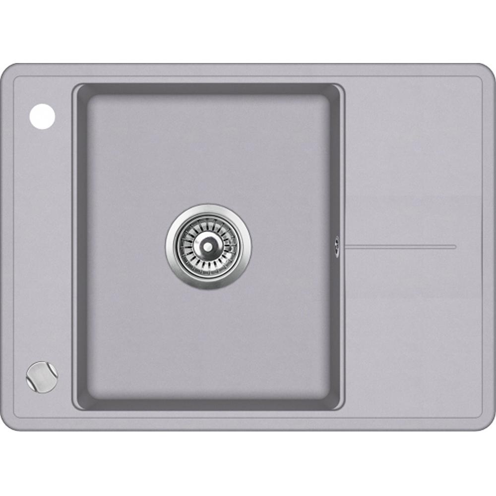 Кухонная мойка из тегранита Teka ESTELA 50 S-TQ graphite - 1 фото