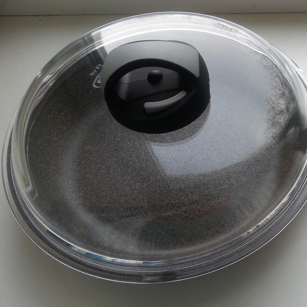 Крышка стеклянная 26 см Ballarini Igloo - 2 фото