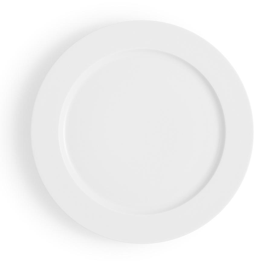 Тарелка 28 см Eva Solo Legio белая - 2 фото