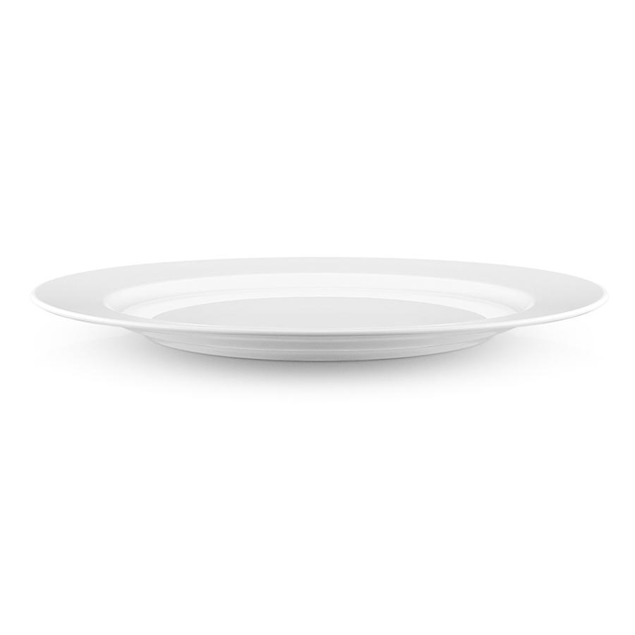 Тарелка 28 см Eva Solo Legio белая - 1 фото