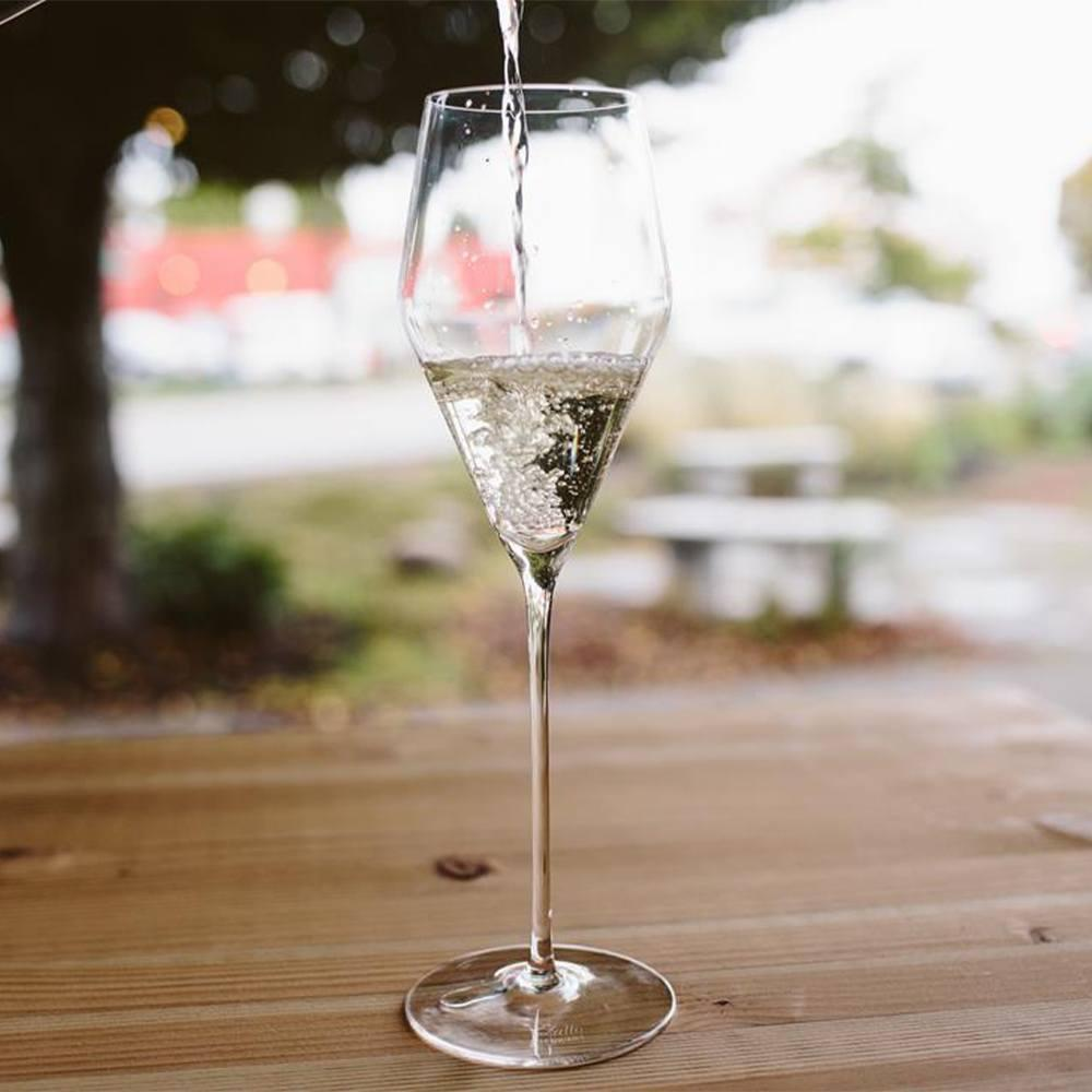 Набор бокалов для шампанского 220 мл Zalto 2 пр - 3 фото