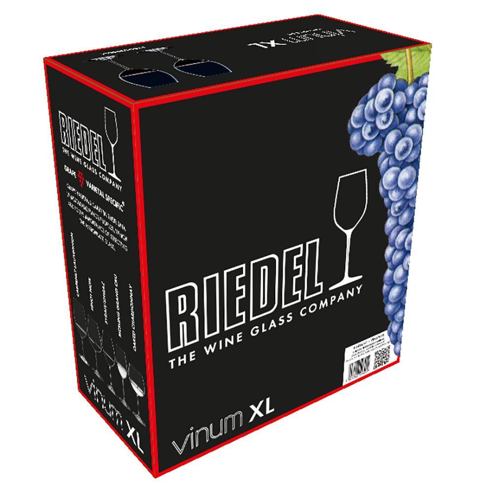 Набор бокалов для красного вина 590 мл Riedel Vinum XL 2 пр - 1 фото
