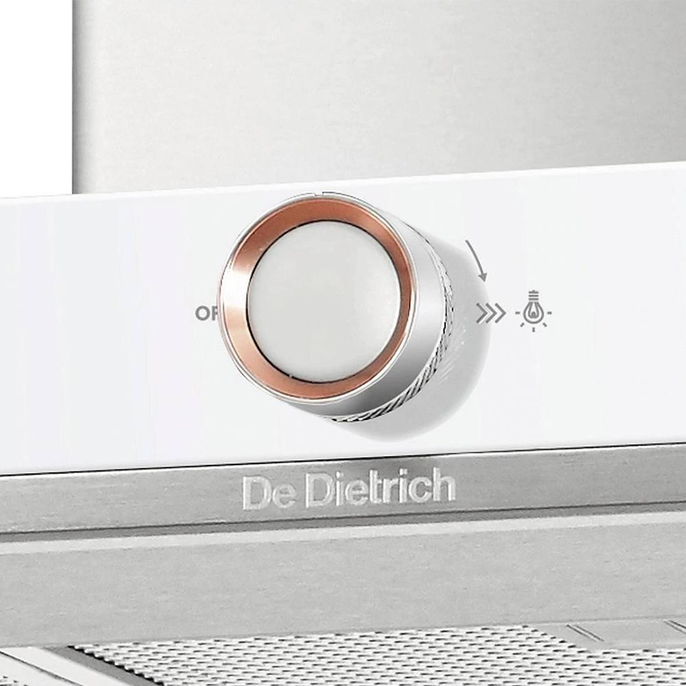 Настенная вытяжка De Dietrich Pure White DHB7952W - 1 фото