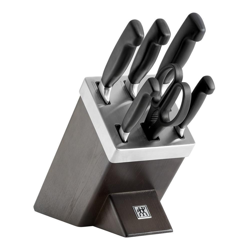 Набор ножей Zwilling Four Star 7 пр - 1 фото