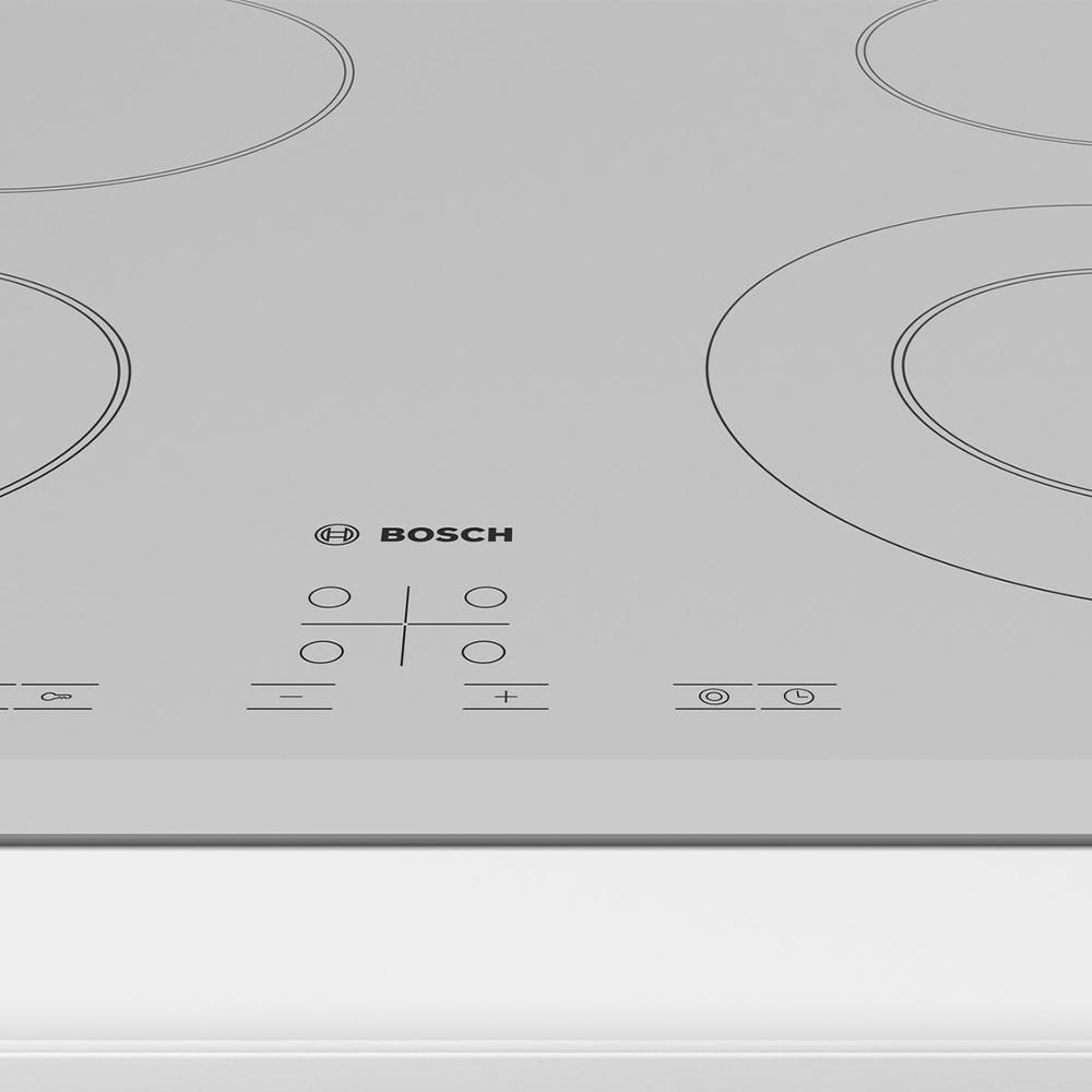 Электрическая варочная панель Bosch Serie 4 PKF652BB1E - 4 фото