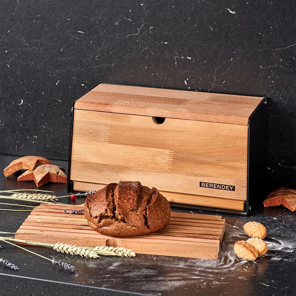 Хлебница Berendey, 40х20х18 см — купить в интернет ...
