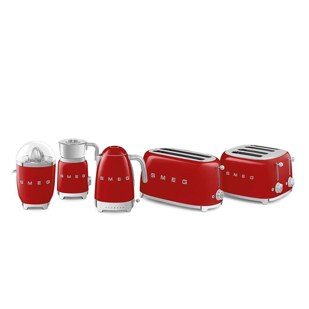 Чайник электрический 1,7 л Smeg 50's Style KLF04RDEU красный - 7 фото