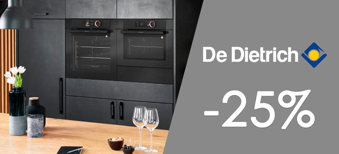 De Dietrich - комплексное проектирование и неповторимый дизайн!